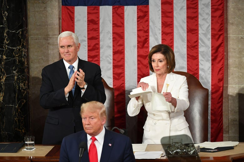 American Politics Became A Daytime Show: Trump's State of the Union Speech