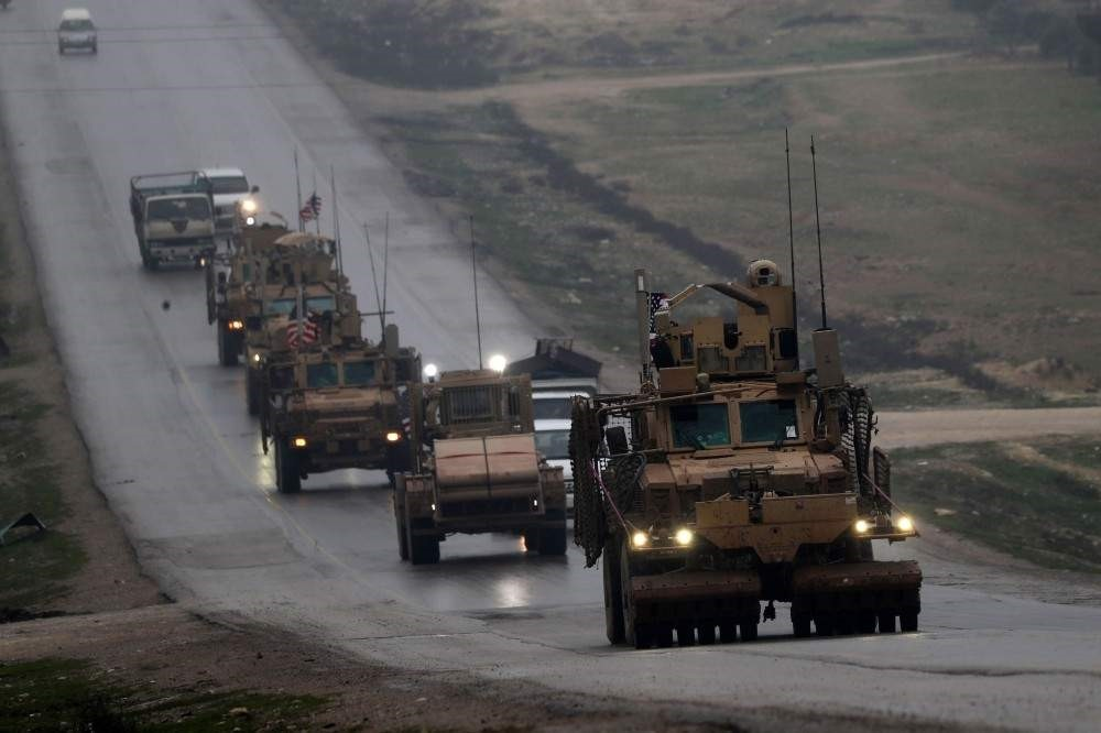 U.S. Blames Russians For Tensions In Northeastern Syria