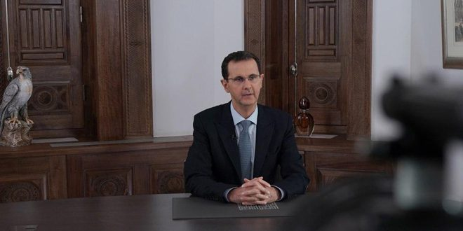 Assad Congratulates Syrian Army With Victory In Western Aleppo, Vows To Continue Fighting Terrorism