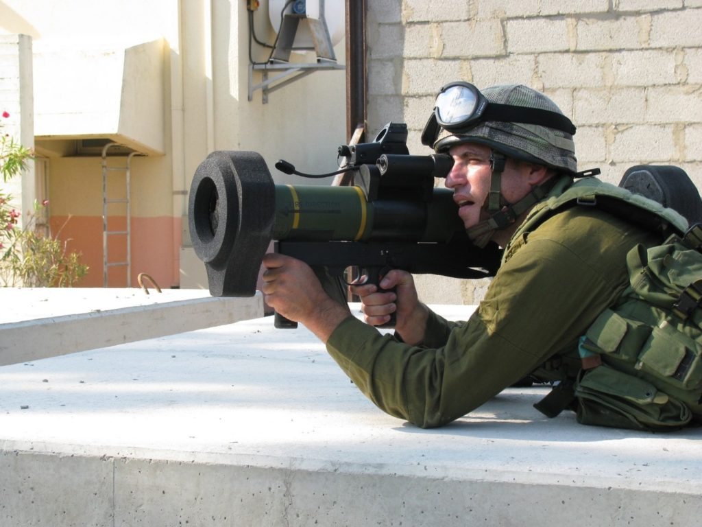 Israeli Ground Forces