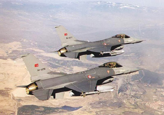 Erdogan Says F-16 warplanes and T-155 Howitzers Involved In Strikes On Syrian Army