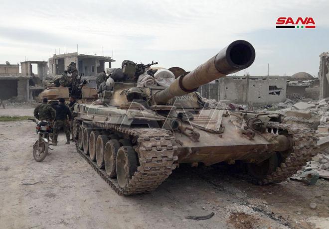 Turecko-led Sily Urobili Ďalšie Neúspešné Pokus Zachytiť Nayrab Z Sýrčanov (Videá)