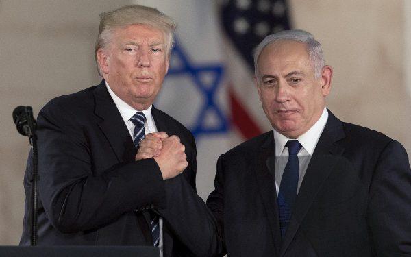 "Philip Giraldi: ""Trump Green Lights Greater Israel"""