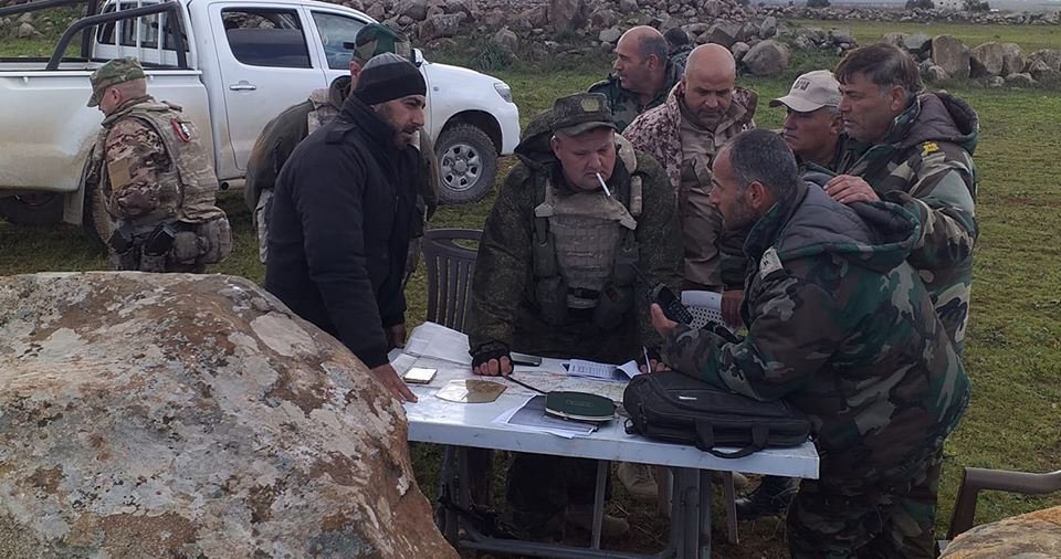 In Photo: Behind The Scene Of Syrian Army Advance In Southern Idlib