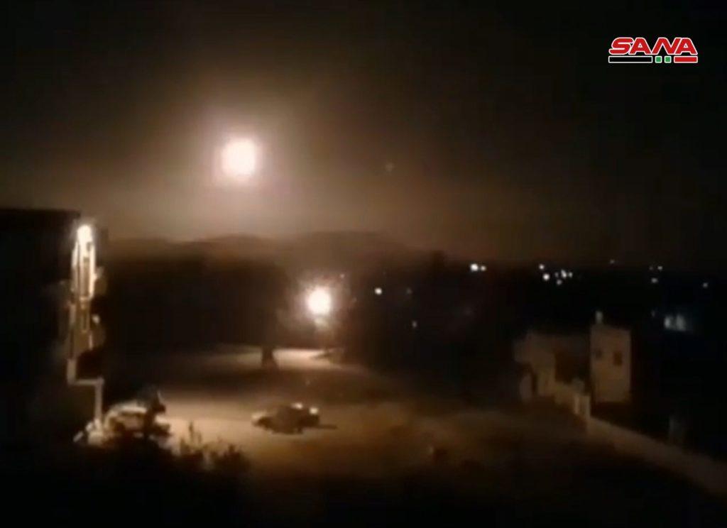 Al-Qaeda's Little Helpers: Israeli Air Force Strikes Damascus As Battle For Saraqib Ramps Up