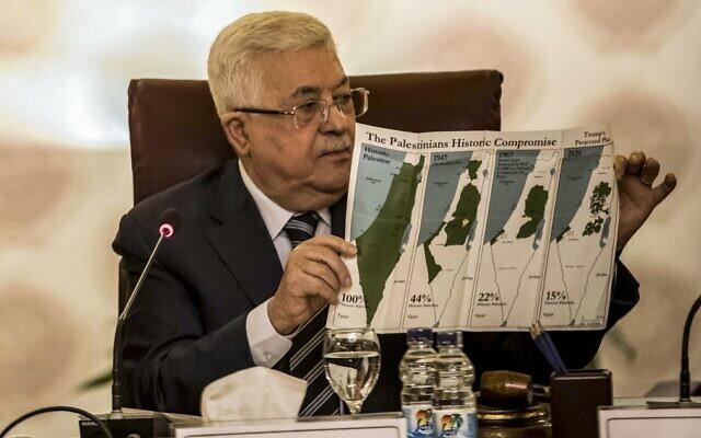 Scandalous Tape Of Palestinian President Cursing China, Russia, US & All Arab States Leaked Online