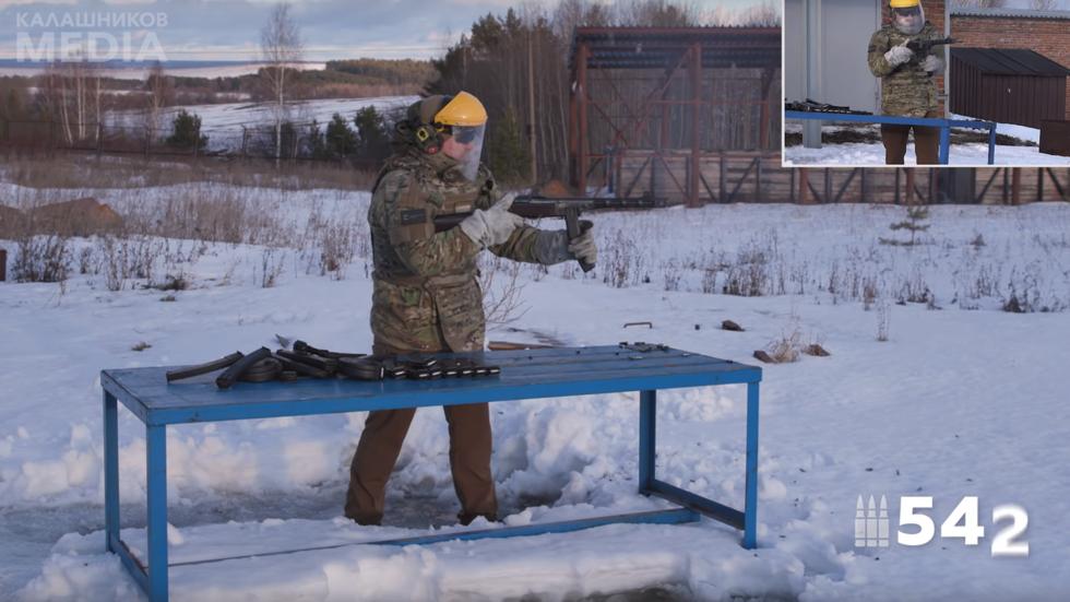 INDESTRUCTIBLE: Kalashnikov expert tries & FAILS to destroy iconic WWII PPSh-41 submachine gun (VIDEO)
