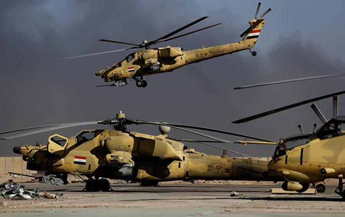 Iraq & Russia Look To Boost Military Ties While US Threatens Sanctions