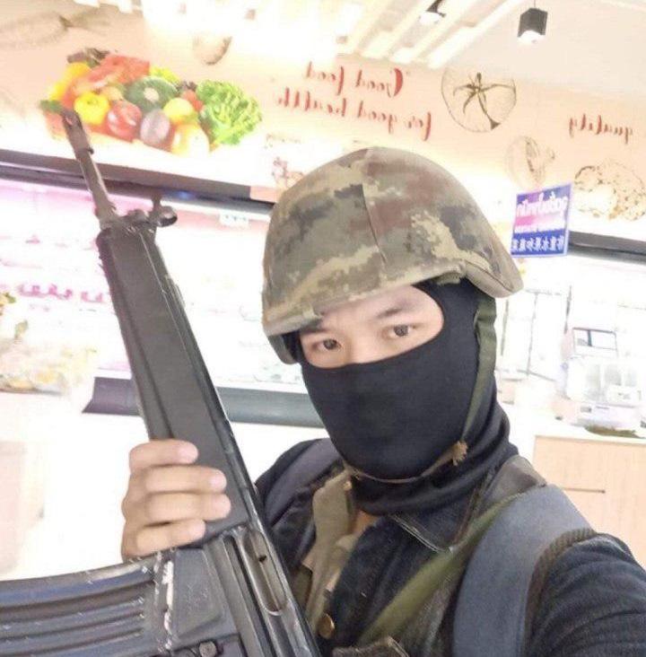 Thai Soldier Goes On Shooting Rampage Killing Multiple People (Videos)