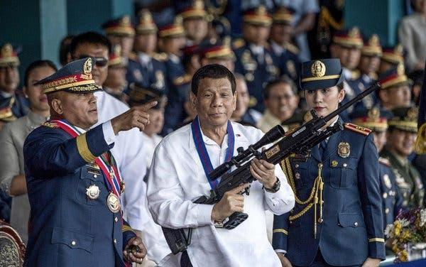 """""""End That Son Of A Bitch"""": Duterte Moves To Terminate Philippines' Military Pact With US"""
