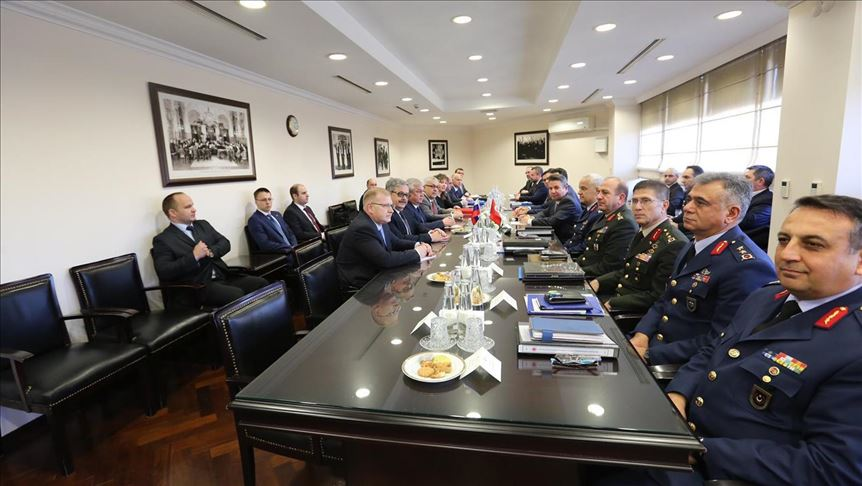Turkey And Russia Hold Negotiations On Idlib To Agree That More Negotiations Are Needed