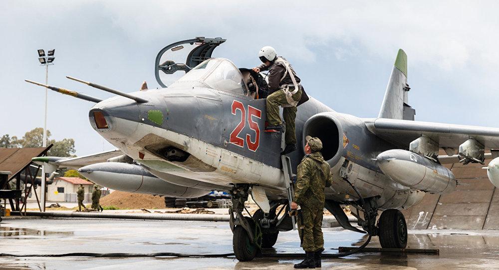 Neidentifikovaný Warplanes Údajne Udrel turecký Pozície v Blízkosti Sýrie Atarib