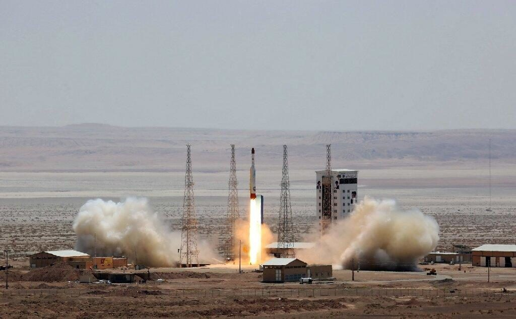 US Says Iran's Satellite Launch Program 'Cover' For Nuclear Weapons Delivery