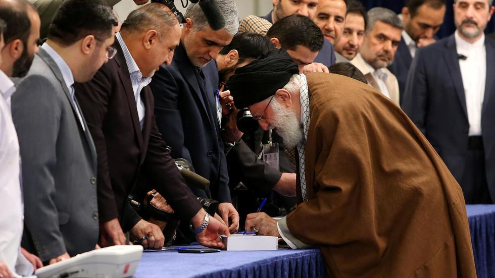It's Weird: Iranian Supreme Leader Slams U.S. Offer Of 'Help' With COVID-19