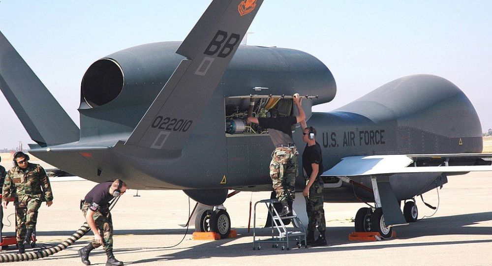 """US Halted Joint Drone Intelligence Program With Turkey Due to """"Operation Peace Spring"""": Reuters Report"""