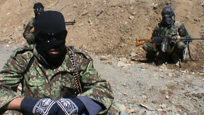 ISIS on Life Support in Afghanistan, Claims Responsibility for Attack On Taliban