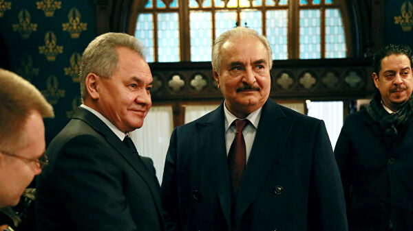 Field Marshal Haftar Met With Russian Defense Minister, Following Failed Inter-Libya Peace Talks