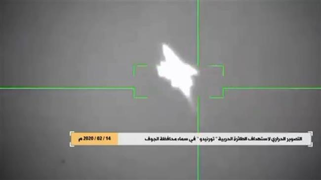 Houthis Hint Saudi Arabia Attempted To Eliminate Pilots Of Downed Tornado Fighter Jet