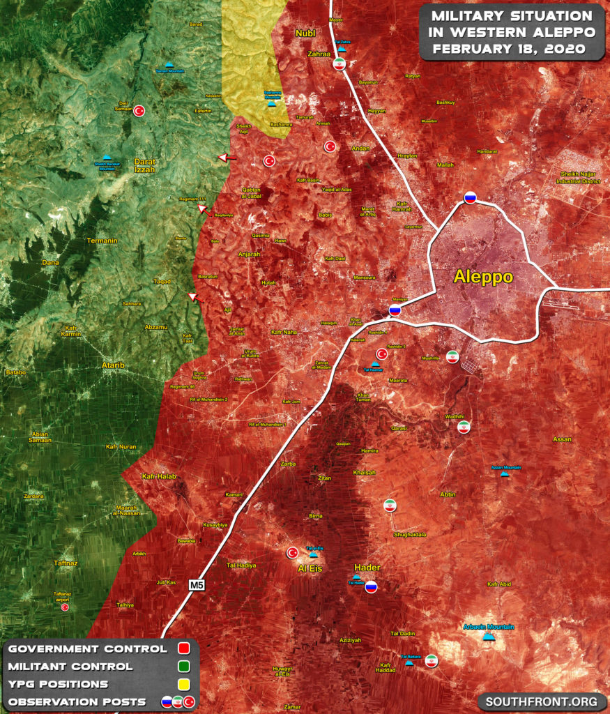 Hayat Tahrir al-Sham Is Hurrying Up To Evacuate Weapon Depots From Darat Izza