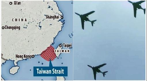 "US Bombers Fly Near Taiwan After Chinese 'Aggression'; Beijing Warned To ""Focus On Fighting Coronavirus"""