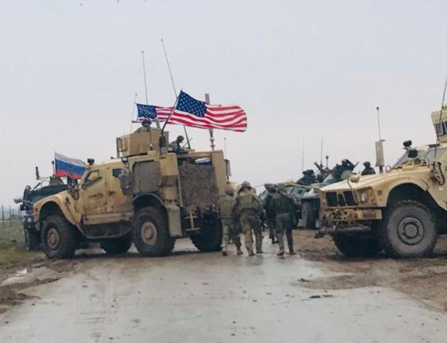 Another Road Incident Between U.S. And Russian Forces Was Reported In Syria's Hasakah Province