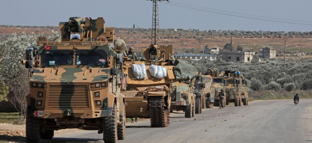 Turkey Deploying Kilometer-Long Convoys To Idlib: Russian Reconciliation Center