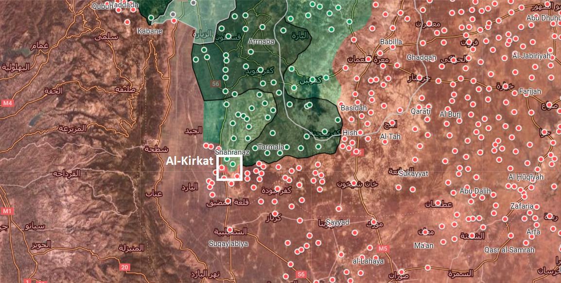 Al-Qaeda Militants Raid Syrian Army Positions In Northwest Hama