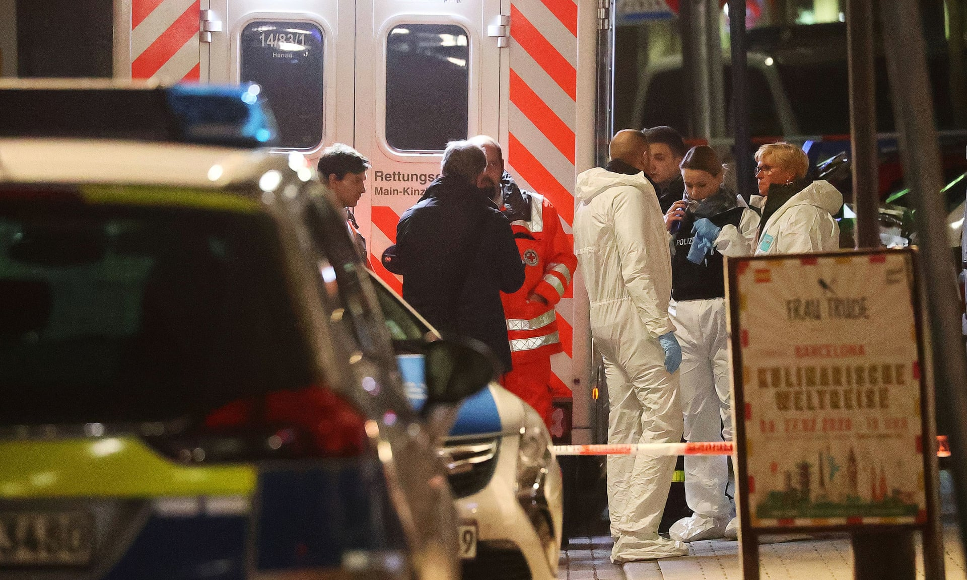 11 Dead After Two Shootings In Hanau, Germany, How Much Is Enough For EU?