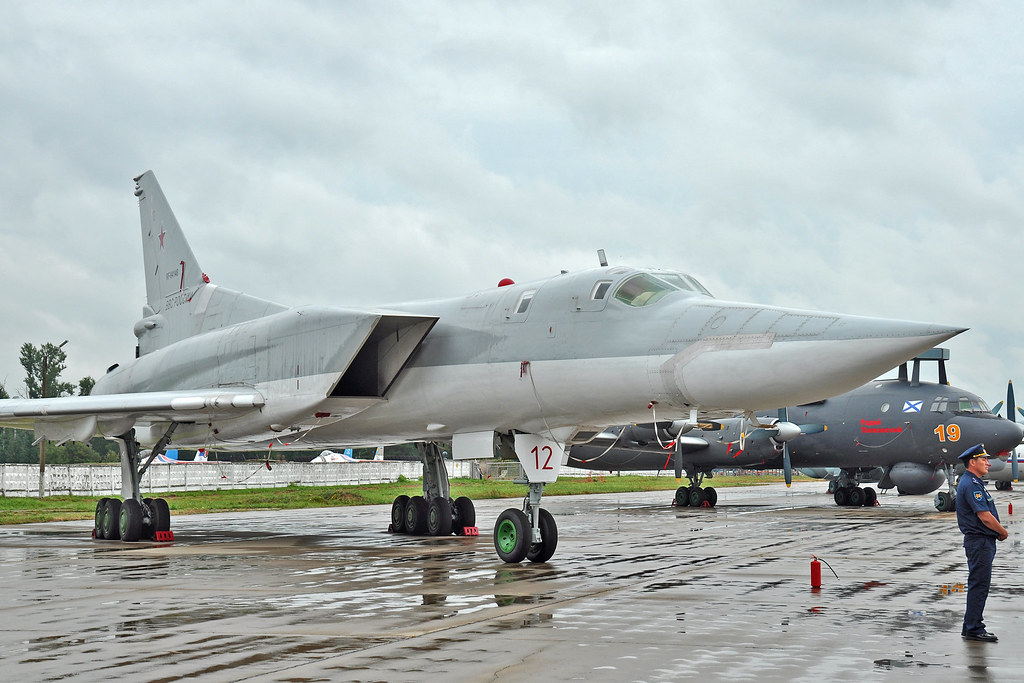Two Russian Tu-22M3 Strategic Bombers Flew Above Neutral Waters In The Black Sea For Five Hours