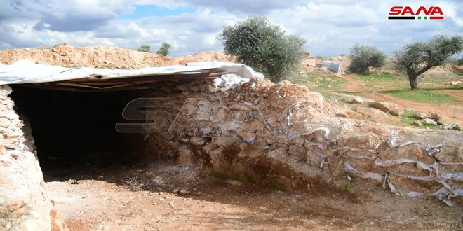 Syrian Troops Capture Weapon Depots And Tunnels Belonging To Militants In Hayan (Video, Photos)