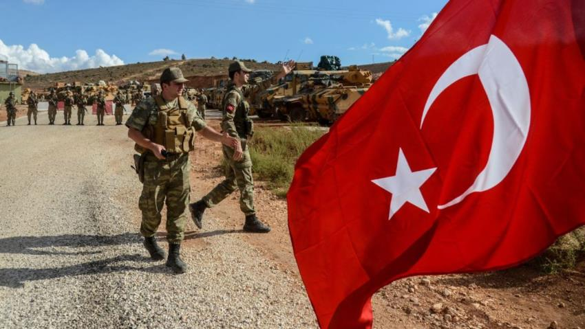Turkey's Strategy Is Pushing It Into A Corner