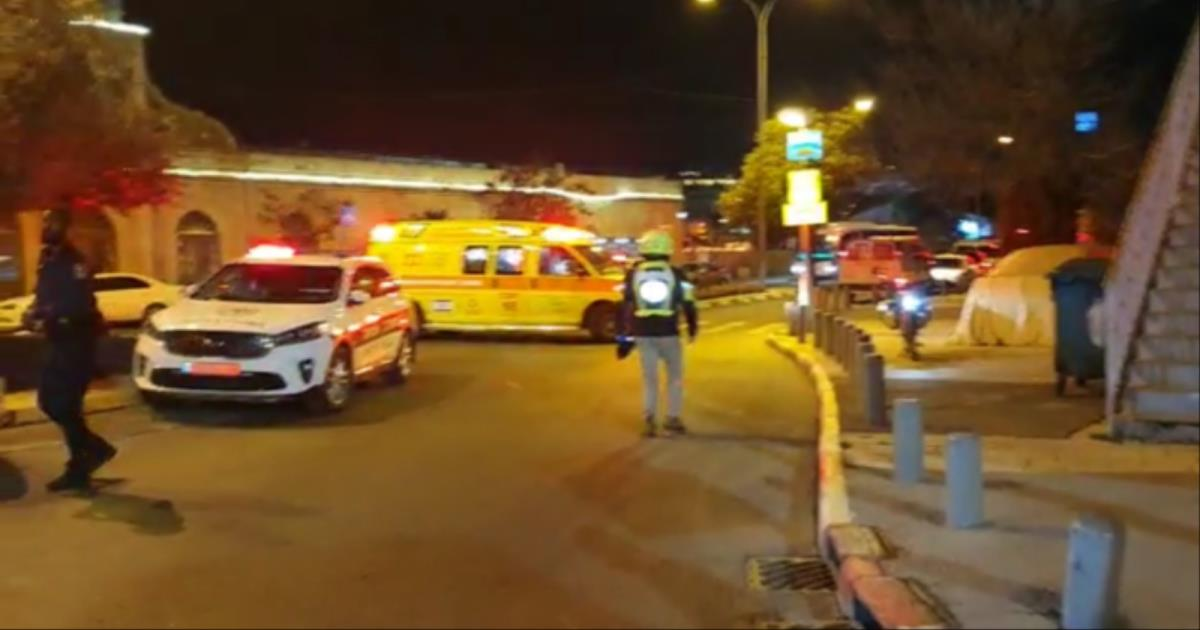 Car Rams Into 12 Israeli Troops in Jerusalem, As Violence Along the Strip Escalates