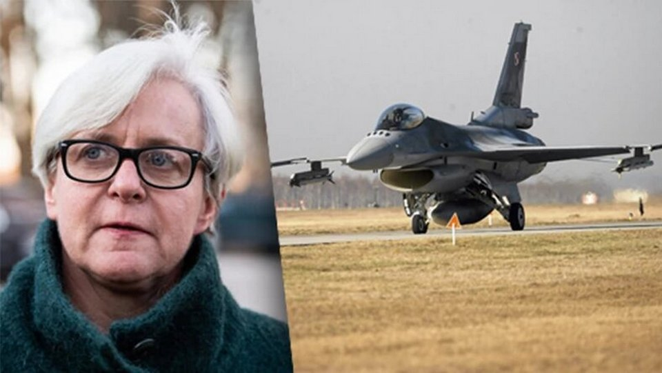 Poland's Fleet of F-16 and MiG-29 Plagued By Problems: Is it Capable of Operating the F-35?