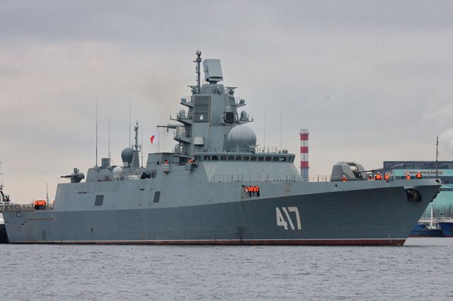 Russia Successfully Test-Launches Zircon Hypersonic Missile From A Warship