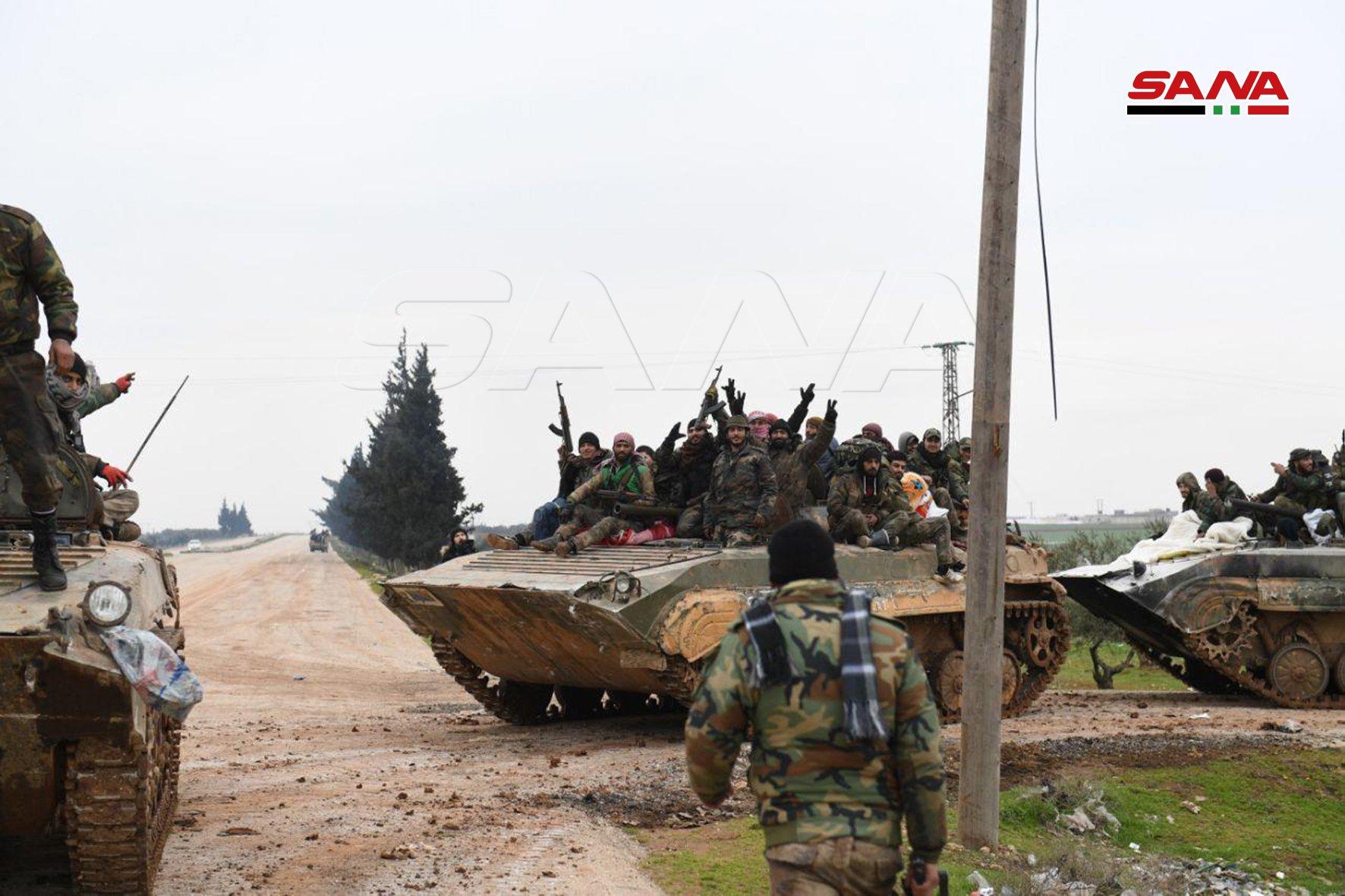 Syrian Army Succeed In Establishing Safe-Zone In Idlib, Turkey Failed: Russian MoD