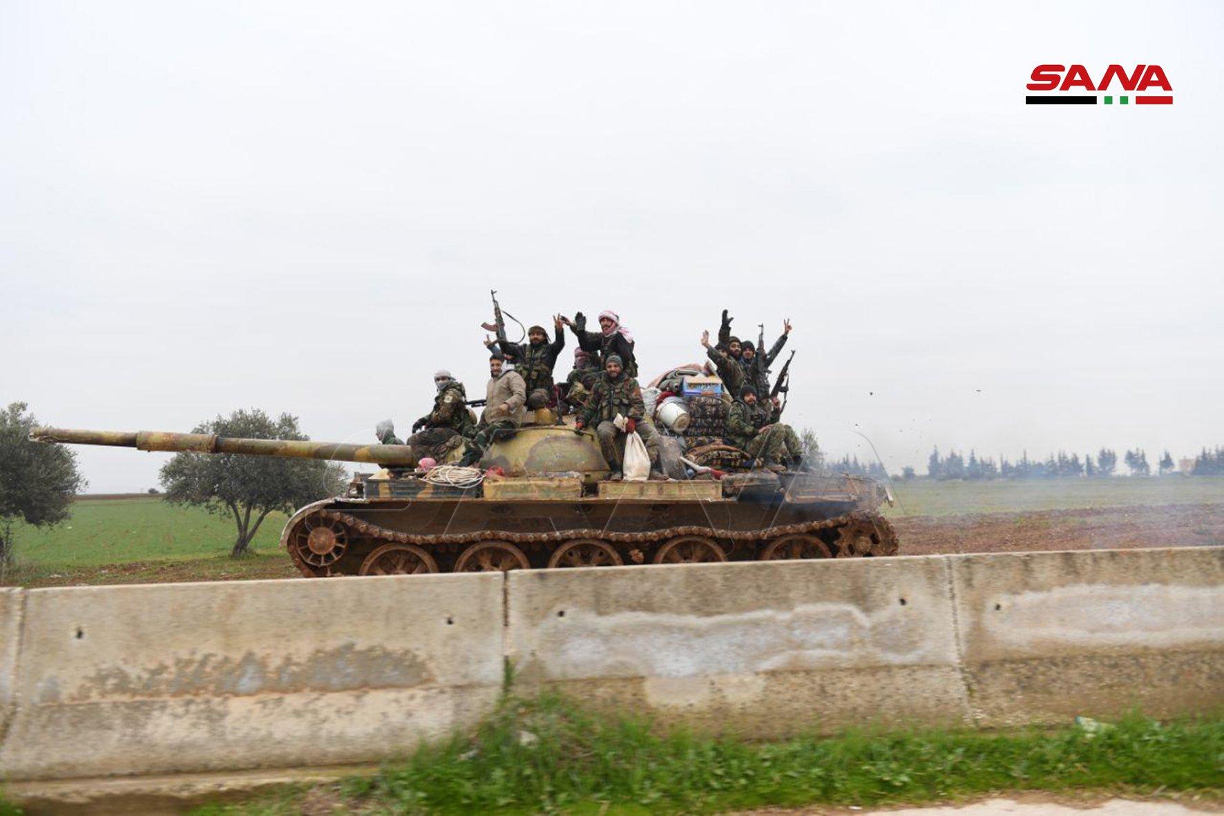 Syrian Army Succeeded In Establishing Safe-Zone In Idlib, Turkey Failed: Russian MoD