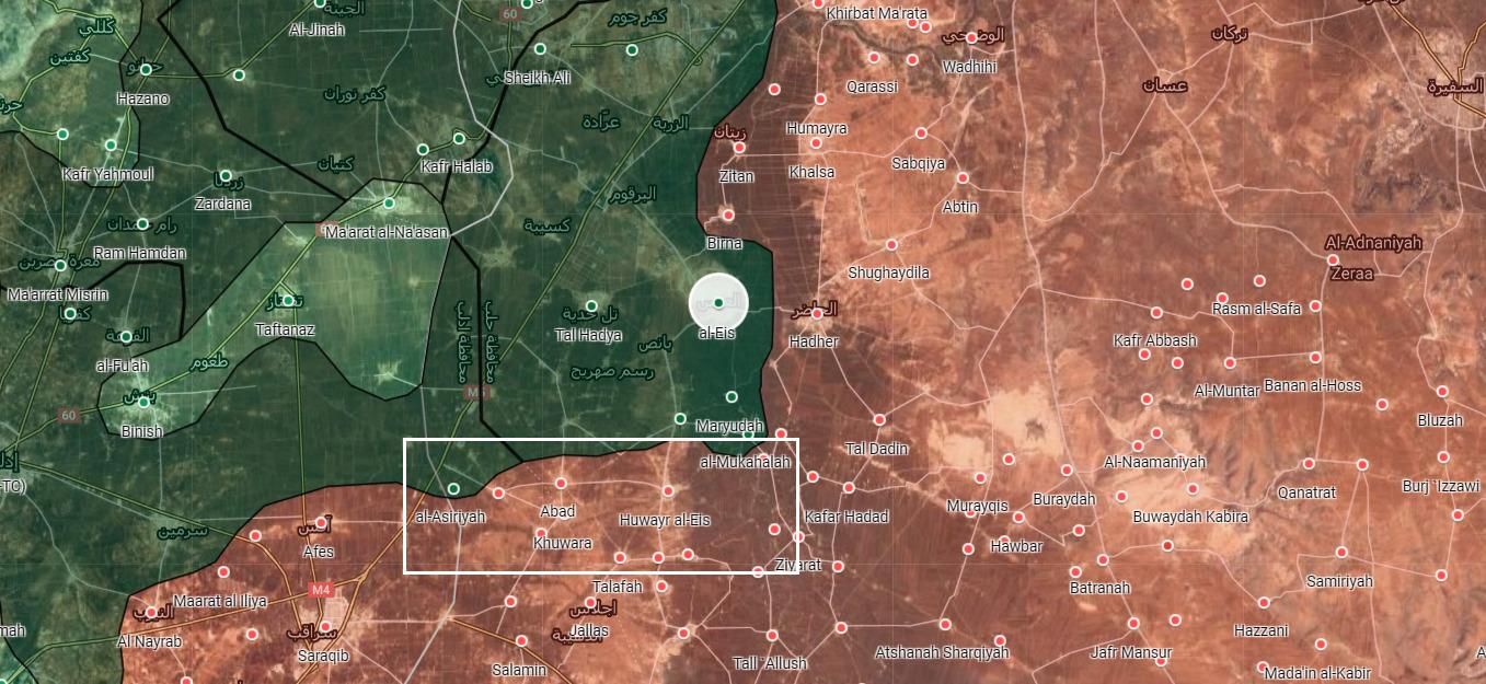 Sýrska Armáda Zabezpečuje Osem Miest V Idlib A Aleppo