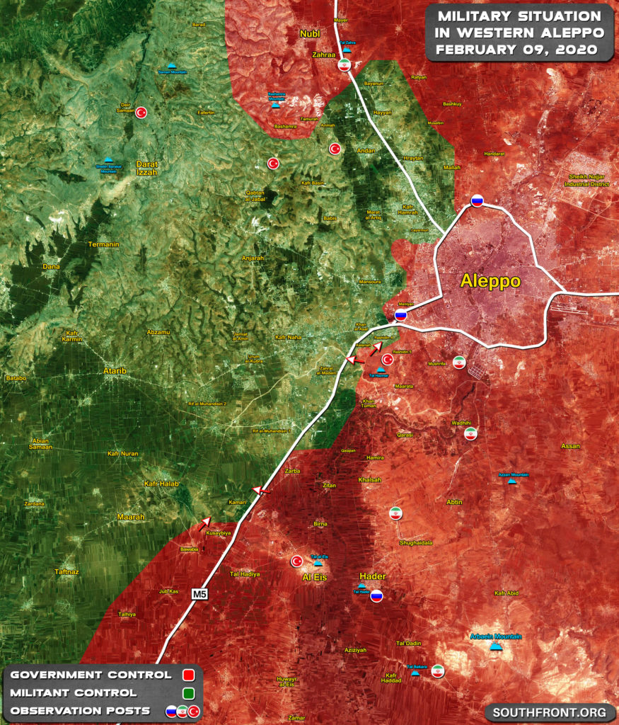 In Video: Syrian Army Troops In Recenly Liberated Area Of Al-Eis In Eastern Idlib