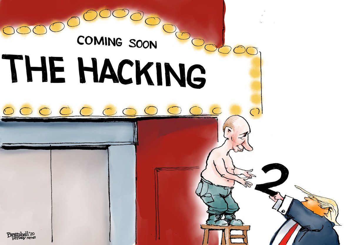 Russian Hysteria 2.0: Both Primary US Candidates Are Kremlin Agents