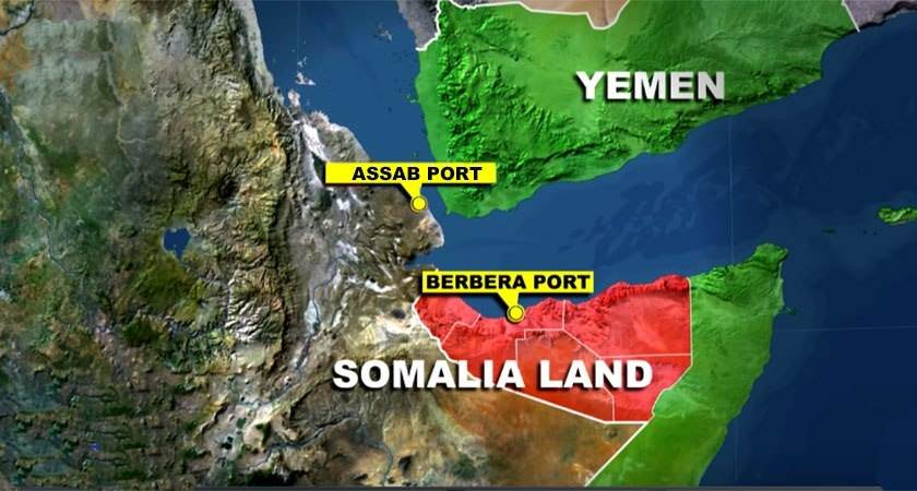 Russia To Build Military Base in Somaliland: NYT Report