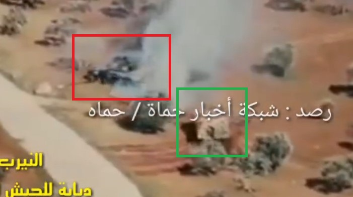In Video: Syrian Battle Tank Plays Cat And Mouse With Turkish Armoured Vehicle In Idlib