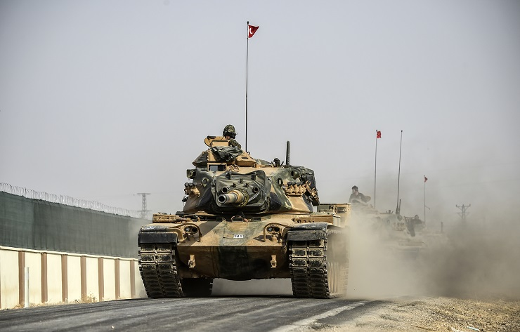 U.S. & NATO Rush To Add Fuel To Fire Of Idlib Conflict