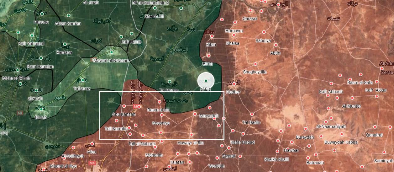 Sýrska Armáda Blitzes Prostredníctvom Militantov' Obranu Západ Al-Eis Oslobodzujúce Viaceré Mestá