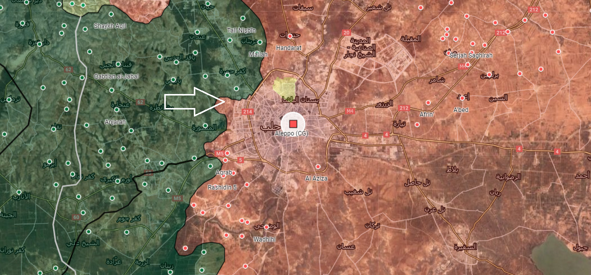 Led By Al-Julani Himself, Militants Launch Large-Scale Attack On Aleppo City, Employ Several SVBIEDs (Video)
