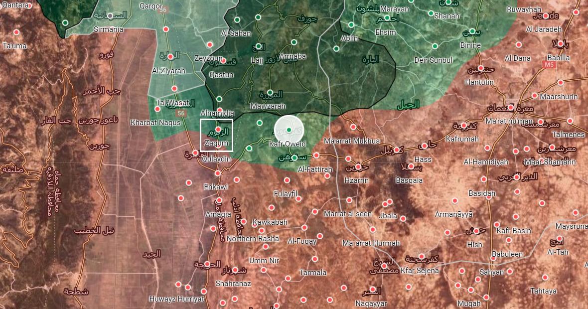 Turecko-Cúval Militantov Zachytiť Viaceré Mestá V Južnej Idlib V Nového Rozsiahleho Útoku (Fotografie)