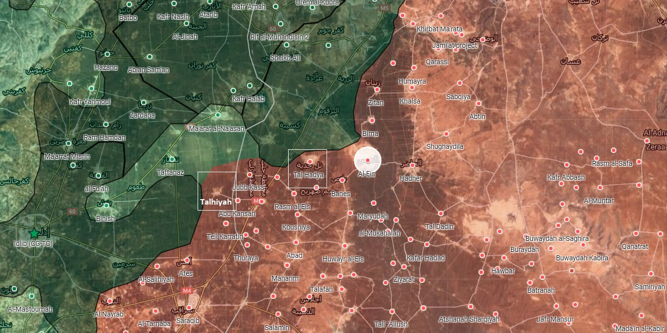 Syrian Army Advances Along M5 Highway, Captures Two Towns