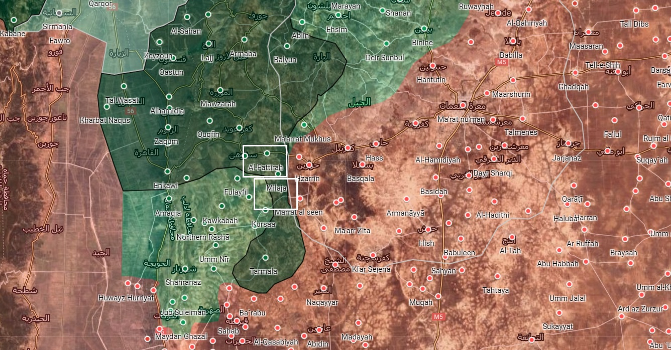 Syrian Army Advances Deeper Into Southern Idlib, Secures Two Towns