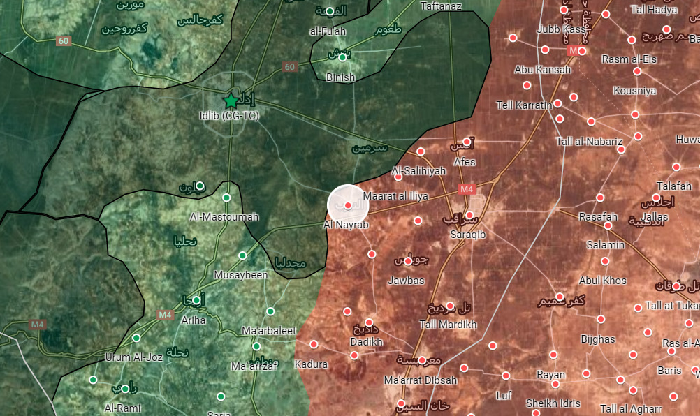 New Large-Scale Turkish-led Attack Targets Syrian Army In Southern Idlib (Videos, Map)