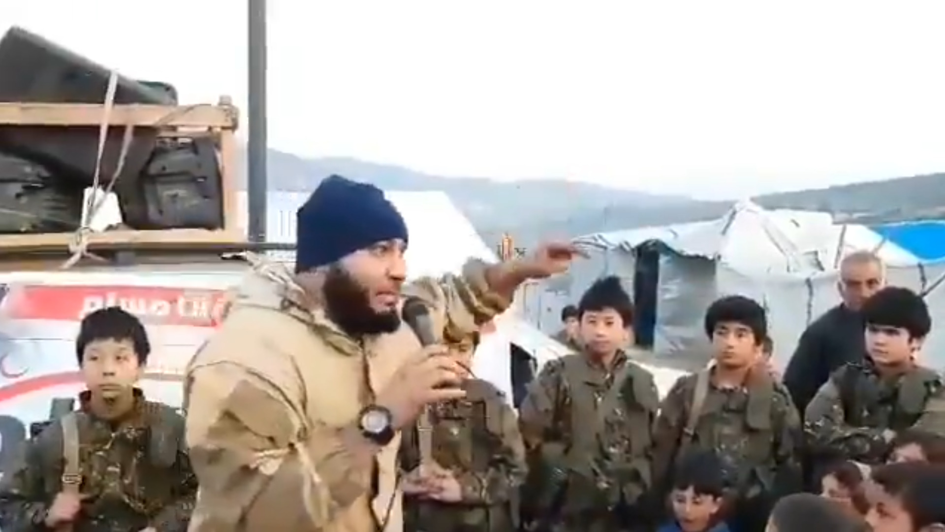 Child Soldiers And Terrorism: Real Face Of Turkish-backed 'Freedom Fighters'