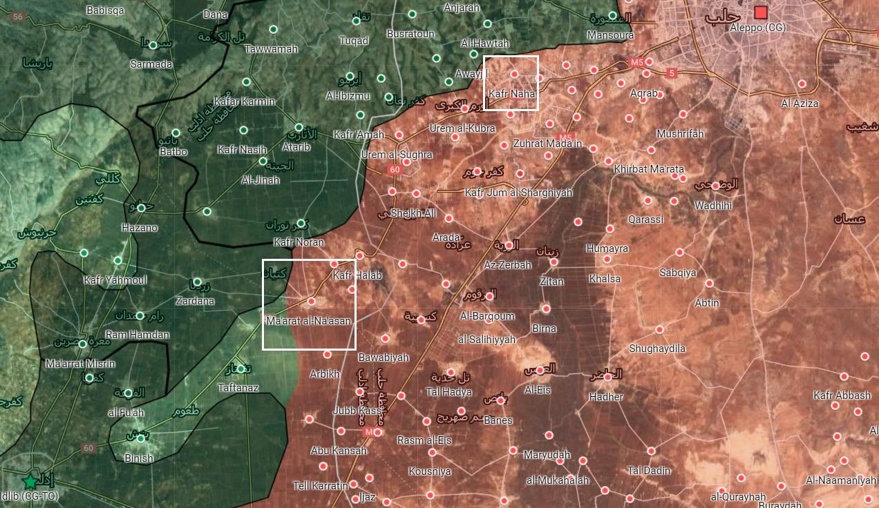 Sýrska Armáda Sa Uvoľňuje Nové Mesto V Západnej Aleppo, Obnoví Sa Vopred V Idlib